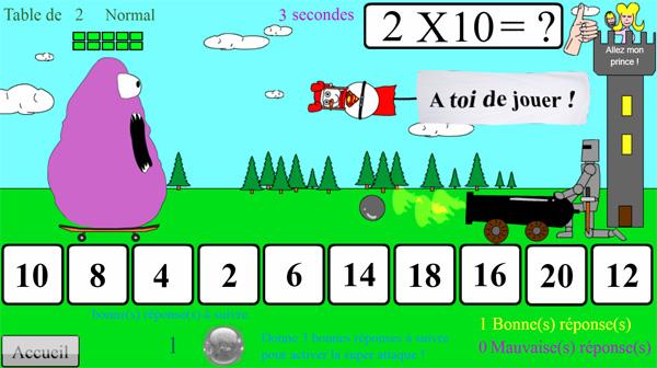 Image du jeu Multiplicator